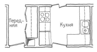Передние. Проектирование жилых зданий