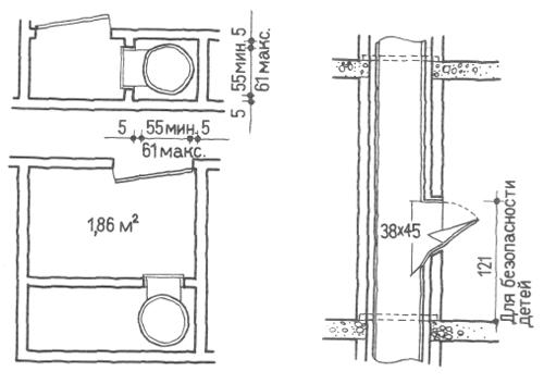 Элементы вертикальных коммуникаций. Проектирование жилых зданий