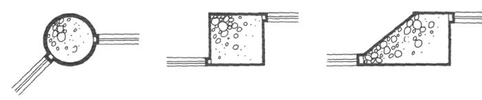 Форма сечения колонн. Конструктивные системы. Конструкции жилых домов. Проектирование жилых зданий