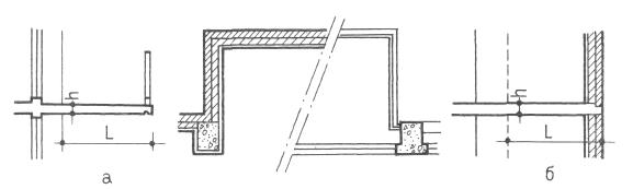 Консоли. Конструктивные системы. Конструкции жилых домов. Проектирование жилых зданий