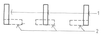 Несущие конструкции, передающие нагрузку от здания на опоры. Конструктивные системы. Конструкции жилых домов. Проектирование жилых зданий