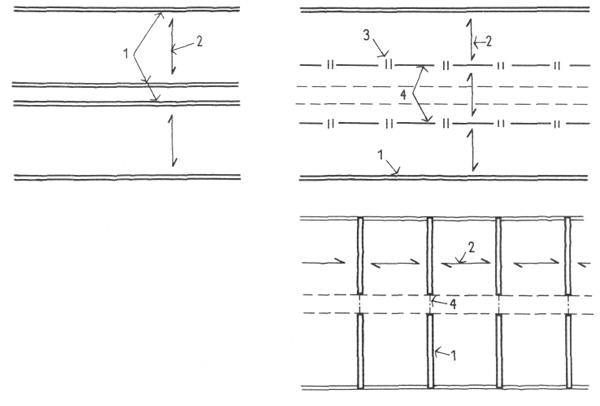 Несущие стены из каменной кладки. Конструктивные системы. Конструкции жилых домов. Проектирование жилых зданий