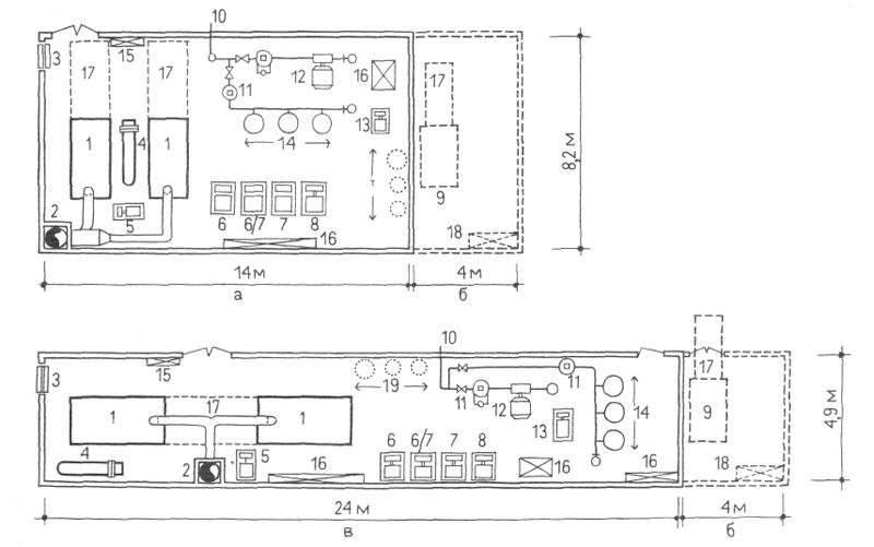 Оборудование для преобразования энергии. Отопление, вентиляция и кондиционирование воздуха. Проектирование жилых зданий