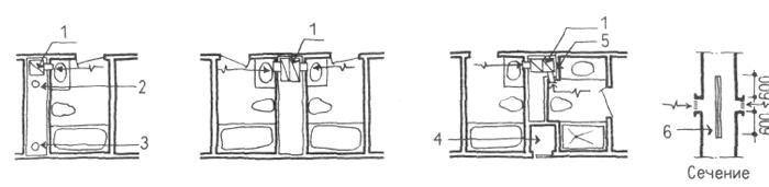 Вытяжная вентиляция. Проектирование жилых зданий