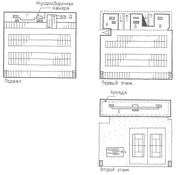Застройка одиночными домами. Многоэтажные жилые дома. Медотология проектирования. Проектирование жилых зданий