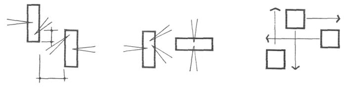 Групповая застройка многоэтажными домами. Медотология проектирования. Проектирование жилых зданий