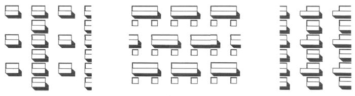 Балконы и лоджии. Архитектура многоэтажного жилого дома. Медотология проектирования. Проектирование жилых зданий