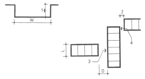 Застройка жилыми домами малой и средней этажности. Медотология проектирования. Проектирование жилых зданий